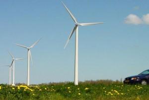 Един от източниците на възобновяема енергия