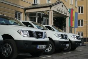 Новите коли на българските пощи